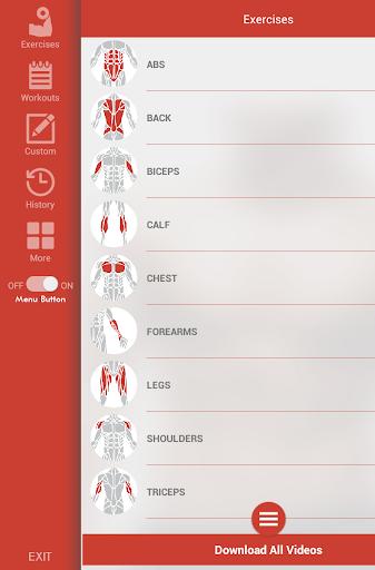 Fitness & Bodybuilding 2.6.5 Screenshots 13