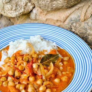 Vegetarian Chickpea Curry Coconut Milk Recipes.