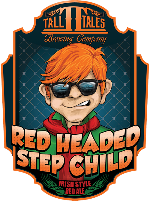 Logo of Tall Tales Red Headed Step Child