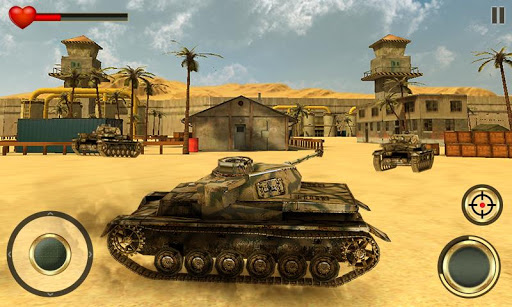 Tank Battlefield 3D