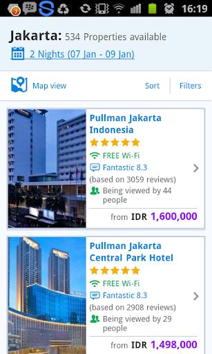 酒店搜索中国