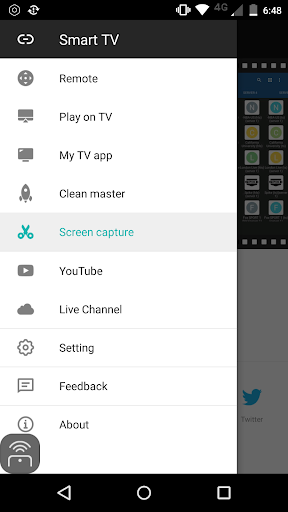 Fire TV Universal Remote Android TV KODI CetusPlay 4.8.0.1 Apk for Android 4