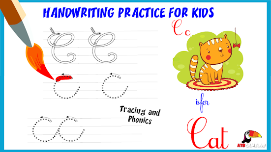 Handwriting practice for kids - Android Apps on Google Play