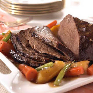 Best Ever Beef Pot Roast.
