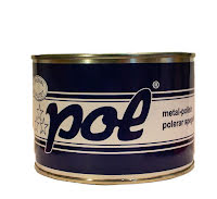 POL Metal Polish 0,5 kilo