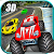 Crazy Car vs Monster Racing 3D file APK for Gaming PC/PS3/PS4 Smart TV