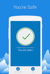 Mobile Antivirus Free- screenshot thumbnail