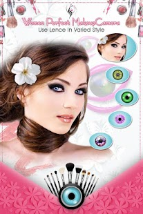 Women Perfect Makeup Camera: Woman Beauty Enhancer - náhled