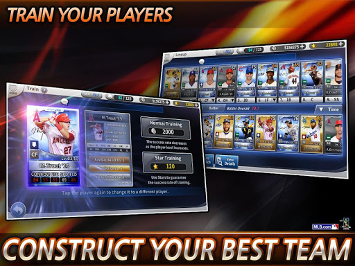 MLB 9 Innings 17 2.1.5 screenshots 5