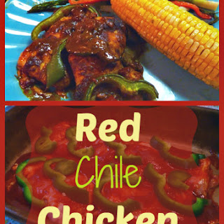 RED CHILE CHICKEN