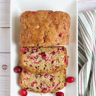 Fresh Cranberry Bread..