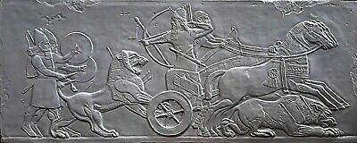 Humbaba Gilgamesh Chase Scene