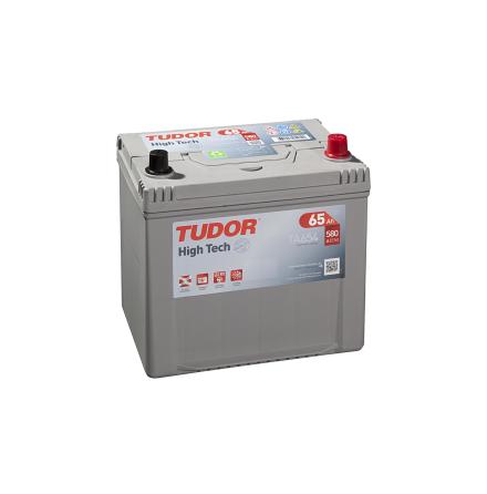 Startbatteri Tudor 12V/65Ah---