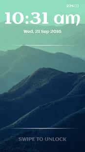 Zámek Obrazovky s Hodinami - náhled