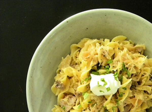 Lazy Sauerkraut Pierogi Recipe