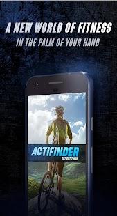 ActiFinder - náhled
