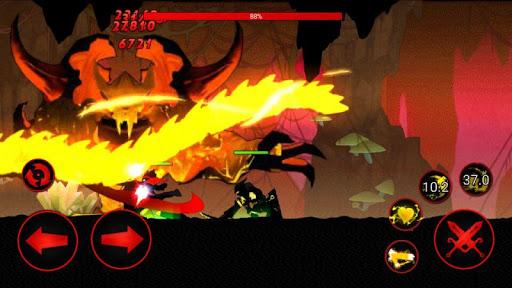 Code Triche League of Stickman Free- Shadow legends(Dreamsky) APK MOD screenshots 6