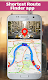 screenshot of GPS Navigation & Map Direction - Route Finder