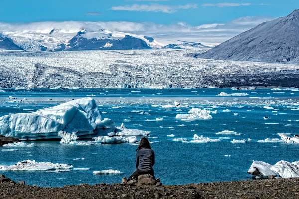 Jokusarlon-Iceland di bondell