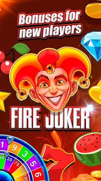Fire Joker Kick Android App Screenshot