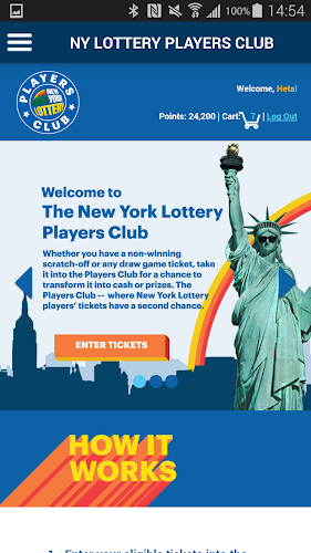 Download NY Lottery Players Club APK latest version app by