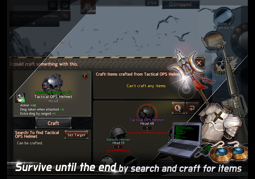 Black Survival apkpoly screenshots 11