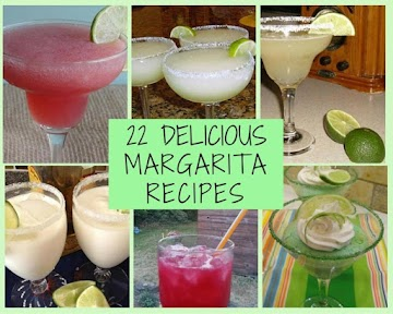 22 Delicious Margarita Recipes