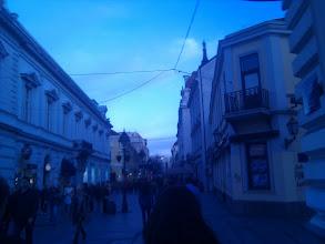 Photo: Wandering around the centre of Belgrade.
