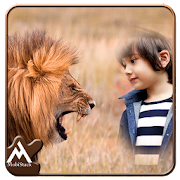 Lion Photo Frames