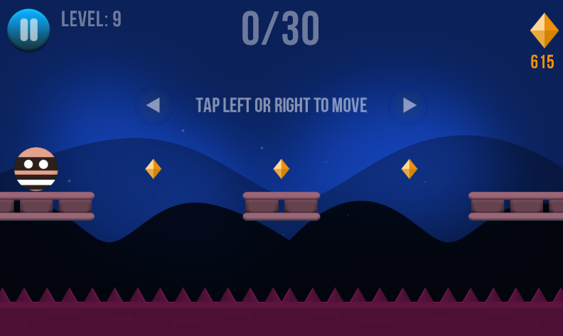 Crossy Spikes- screenshot