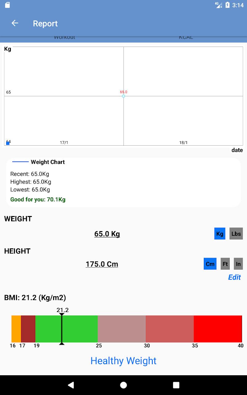 Home Workouts Gym Pro (No ad) Screenshot 19