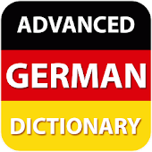 Advance German to English Dictionary