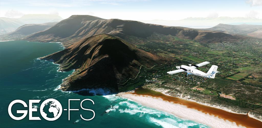 Download GeoFS - Flight Simulator APK latest version Game by