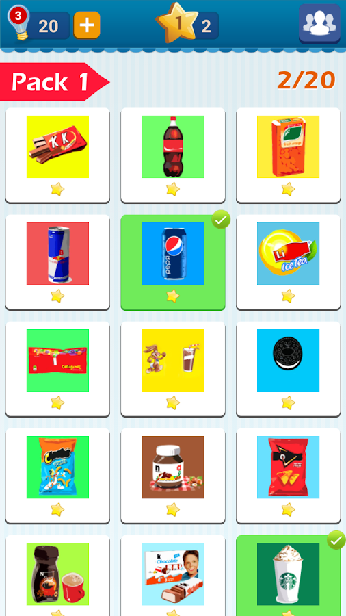 Food quiz android apps on google play for Cuisine quiz