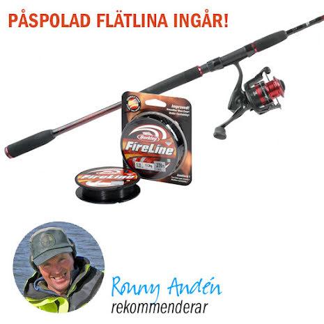 Ronny Andéns fiskeset Blackmax 8´