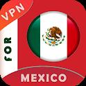 Mexico VPN: Free Proxy Servers, Unblock Websites icon