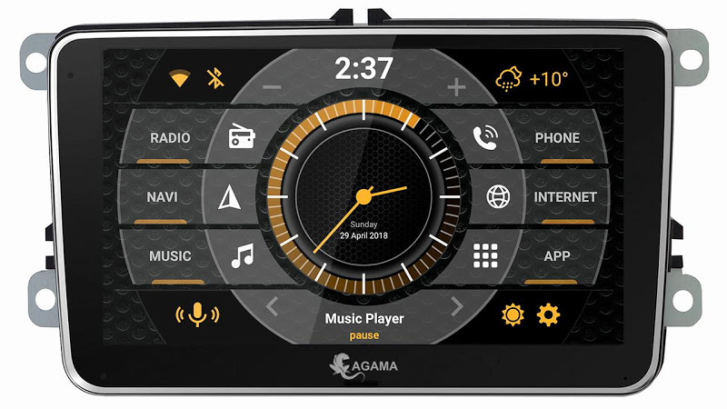 Car Launcher AGAMA Screenshot 16