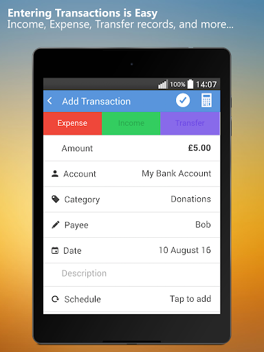 BankTree Personal Finance app (apk) free download for Android/PC/Windows screenshot