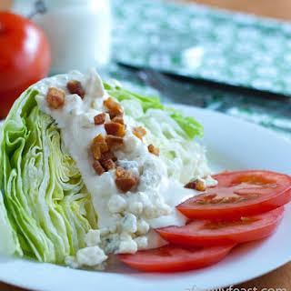 Roman Wedge Salad.