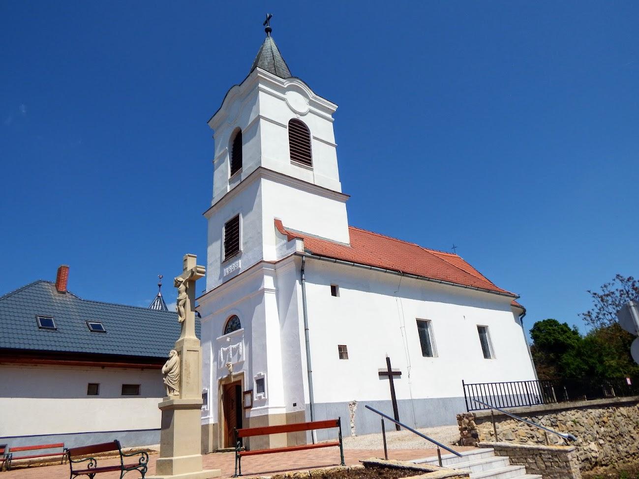 Balatongyörök - Szent Mihály  rk. templom