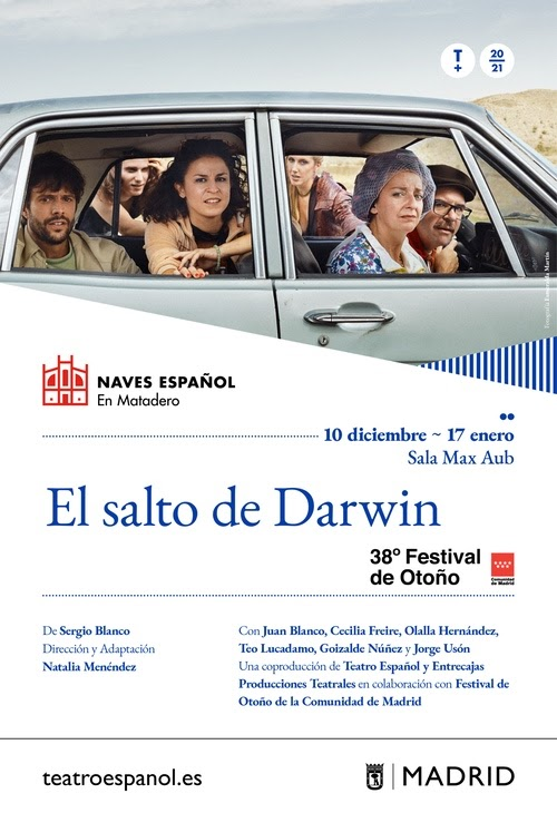 estreno El salto de Darwin