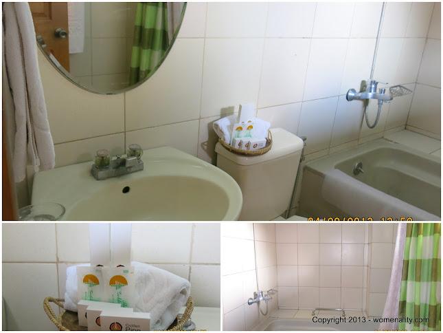 Golden Pine Master's Room Bathroom Baguio City, Philippines