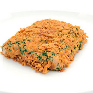 TOSTITOS® Tortilla Chips and Herb Crusted Salmon
