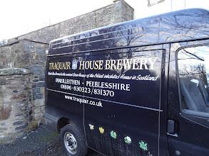 Photo: Traquair House produces Scotland's best Scottish ale.