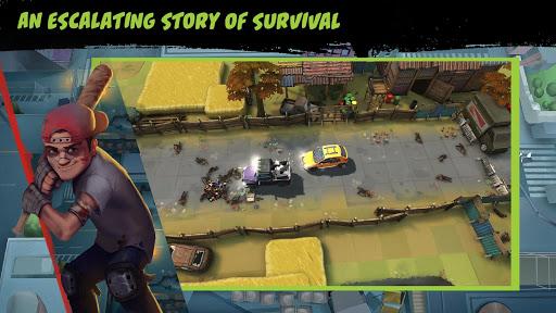 Télécharger Code Triche Deadly Convoy: Zombie Defense MOD APK 1