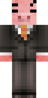 This is not a poor redesign of the Civil_Pig skin, it is a version of the original skin that was made for the fall season.