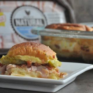 Baked Cuban Sandwiches