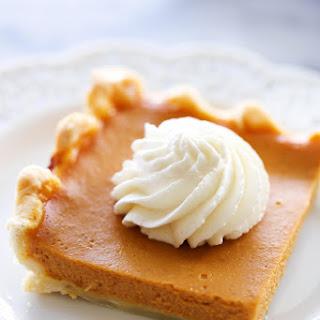 Pumpkin Sheet Pie