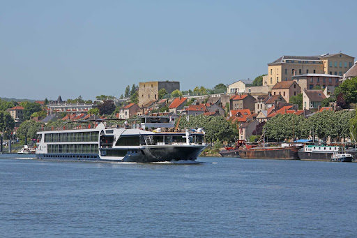Explore the scenic waterways of France aboard the 128-guest Avalon Tapestry II.