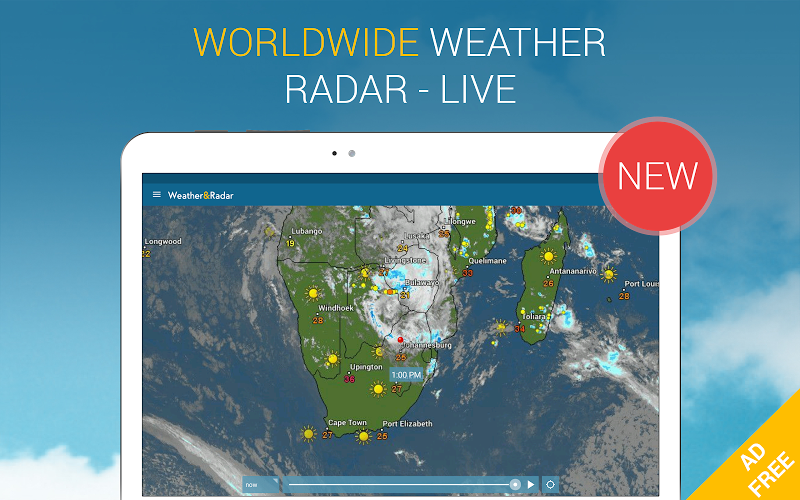 Weather & Radar Pro - Ad-Free Screenshot 11